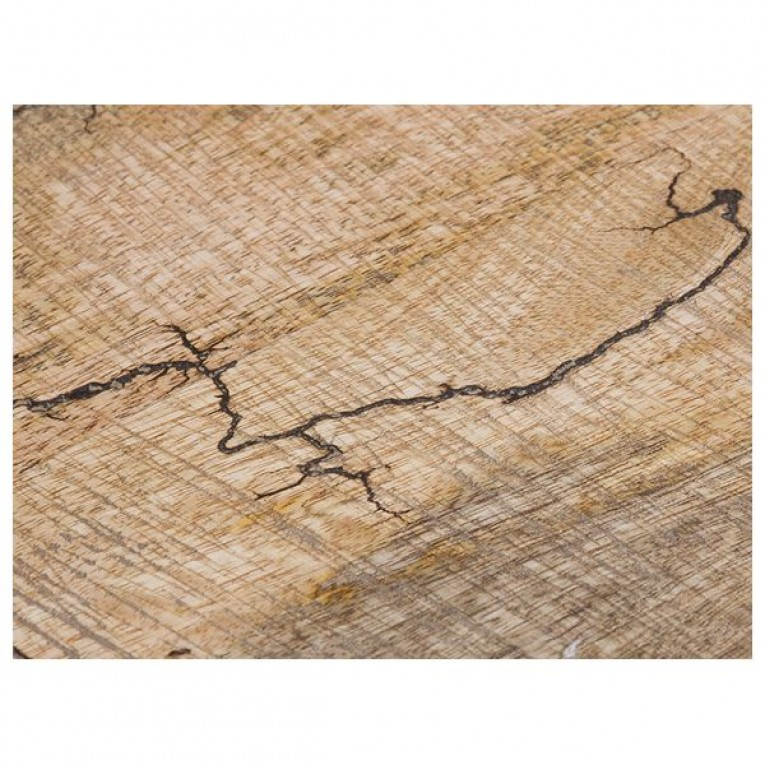 Consola (130 x 40 x 76 cm) Madeira de mangueira