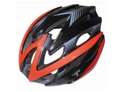 Capacete de Ciclismo para Adultos Atipick Vermelho (Tamanho l)