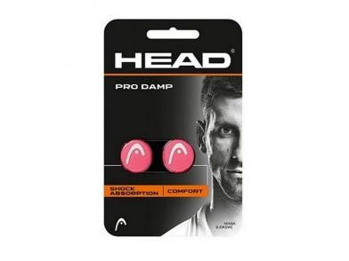 Amortecedor de Vibrações Head Pro Damp Silicone Cor de rosa