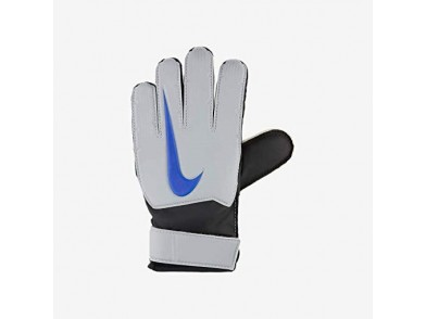 Luvas de Guarda-Redes para Crianças Nike GK Match JR FA18 Branco Azul