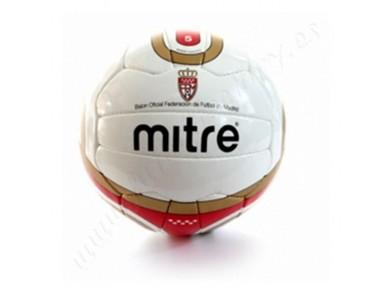 Bola de Futebol Mitre RFFM Branco