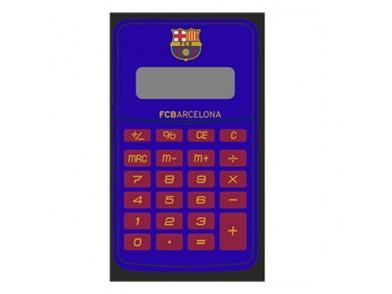 Calculadora F.C. Barcelona Azul Grená
