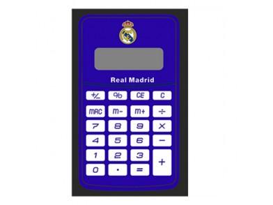 Calculadora Real Madrid C.F. Azul Branco