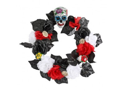 Flores Decorativas Halloween