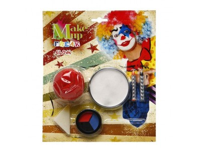 Pintura de Rosto Clown