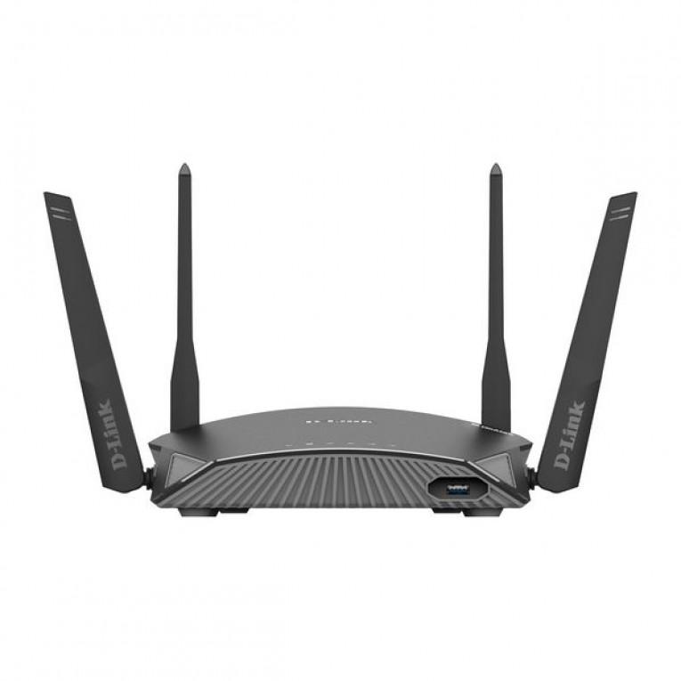 Router sem Fios D-Link DIR-1960 5 GHz Preto