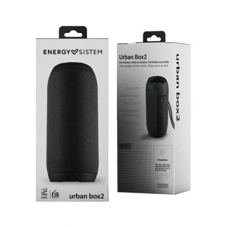 Altifalante Bluetooth sem fios Energy Sistem Urban Box 2