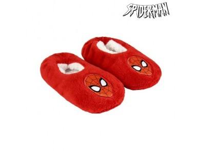 Pantufas Para Crianças Spiderman (Tamanho 27-33)
