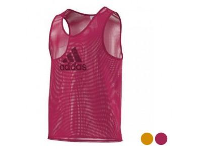 T-Shirt Sem Mangas de Desporto para Adultos Adidas TRG BIB 14