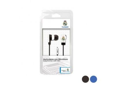 Auriculares de botão Real Madrid C.F.