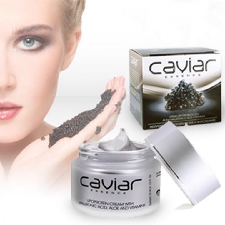 Creme de Extrato de Caviar