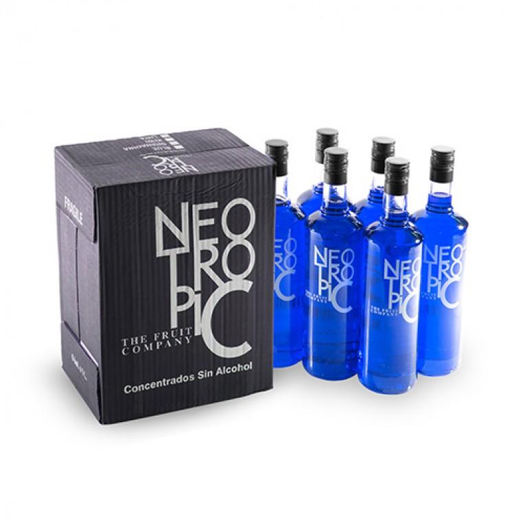 Kiwi Neo Tropic Bebida refrescante sem álcool 1L