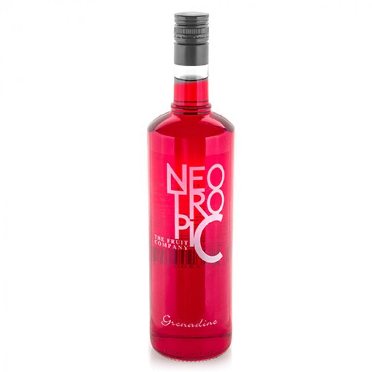Grenadine Neo Tropic Bebida refrescante sem álcool 1L