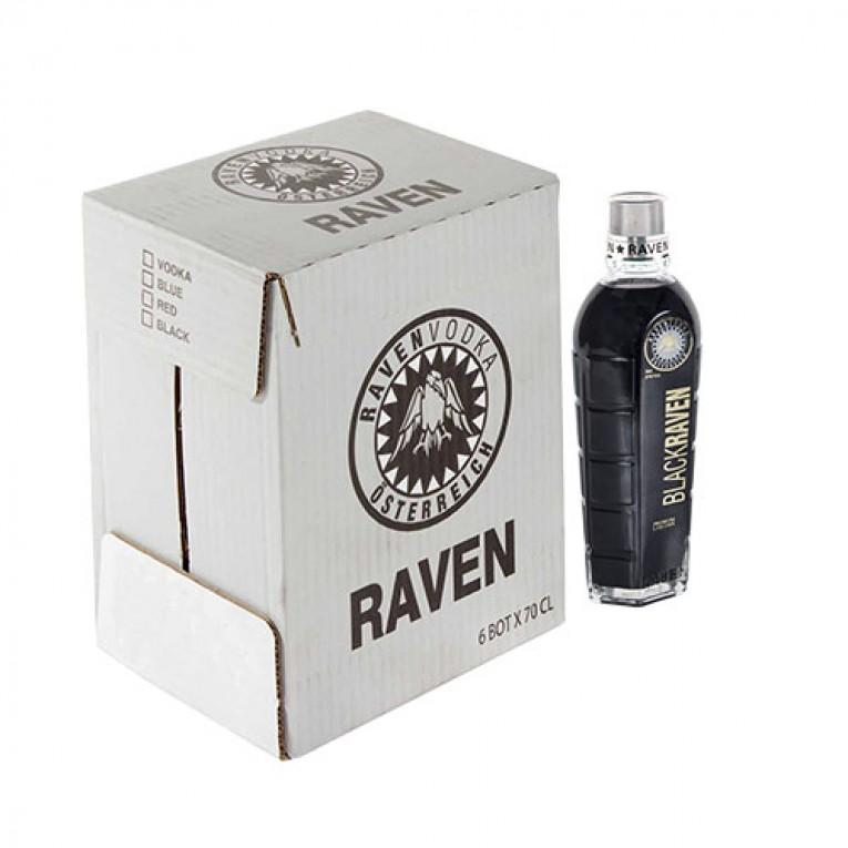 Vodka Preta Black Raven