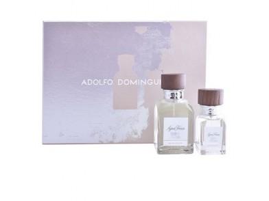 Conjunto de Perfume Homem Agua Fresca Adolfo Dominguez (2 pcs)