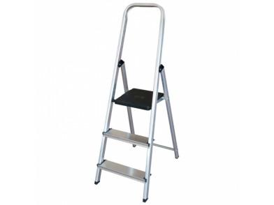 Escada Altipesa 303N Alumínio (3 Degraus)