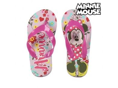 Chinelos de Piscina Minnie Mouse 72368 Cor de rosa