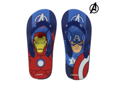 Chinelos de Piscina The Avengers 72367 Azul