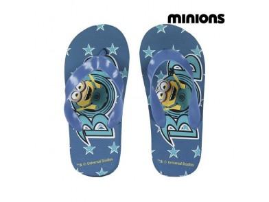 Chinelos de Piscina Minions 72365 Azul