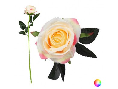 Flor Decorativa Cor de rosa 113472 (50 Cm)