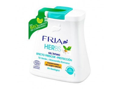 Gel Íntimo Herbs Camomille Fria (250 ml)