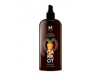 Protetor Solar Carrot Suntan Oil Mediterraneo Sun