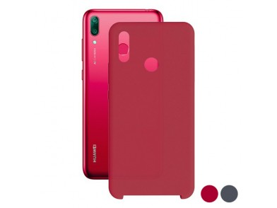 Capa para Telemóvel Huawei Y7 2019 Contact TPU
