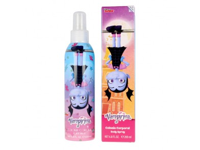 Água-de-Colónia Infantil Vampirina Cartoon EDC (200 ml)