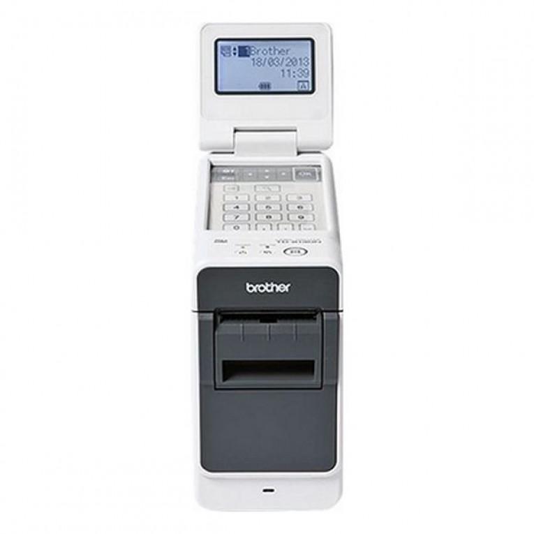 Impressora Térmica Brother TD-2130N 300 dpi WiFi Bluetooth Cinzento Branco
