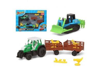 Playset de Veículos Farm 119435