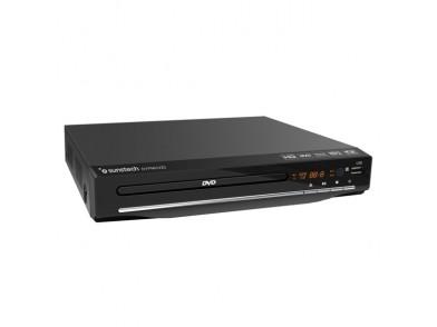 Reprodutor DVD com DTT Sunstech DVPMH225 USB HDMI Preto