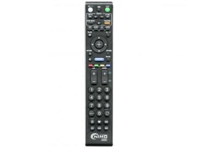 Comando à Distância Universal para Sony NIMO MAN3074 Preto