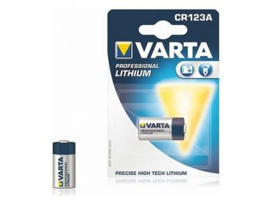 Pilhas Varta 12620510 3 V CR123A