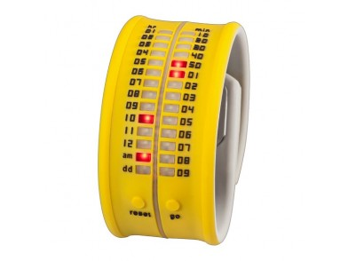 Relógio unissexo Time-It (33 mm)