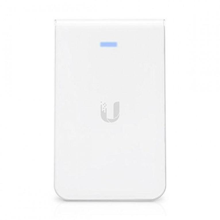 Ponto de Acesso UBIQUITI UAP-AC-IW Dual Band PoE 5 GHz Branco