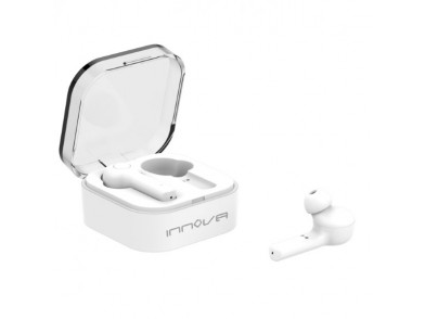 Auriculares Bluetooth Innova AUR-20 Branco