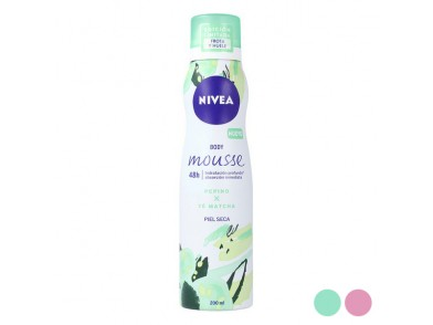 Creme Hidratante Body Mousse Nivea (200 ml)