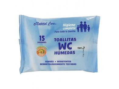Toalhitas Húmidas Wc (15 uds)
