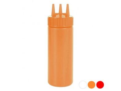 Dosificador Triplo para Molhos (Ø 8 cm)