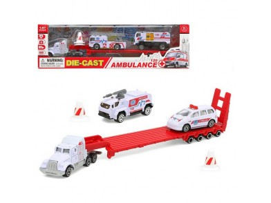 Camião Porta-veículos Ambulância 117387