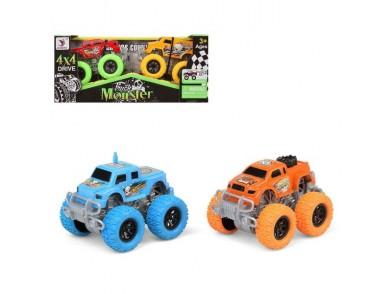 Monster Truck 4 X 4 (29 x 14 cm)
