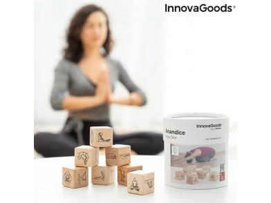 Conjunto de Dados de Yoga Anandice InnovaGoods 7 Peças