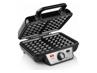 Máquina para Waffles Tristar WF2195 1000W Aço inoxidável
