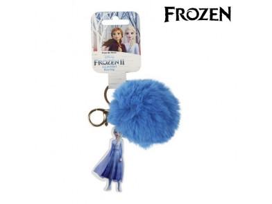Porta-chaves Peluche Elsa Frozen 74017 Azul