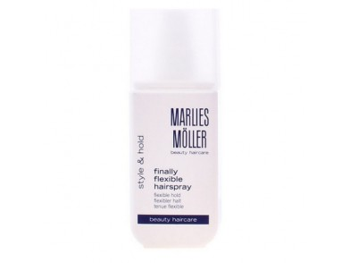 Laca de Fixação Flexível Styling Finally Marlies Möller (125 ml)