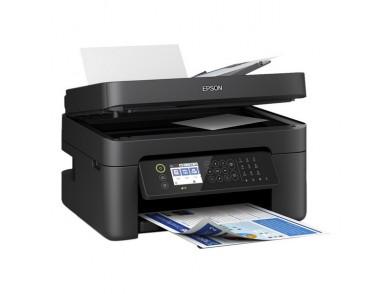 Impressora multifunções Epson WF-2850DWF 33 ppm WiFi Fax Preto