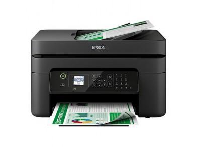 Impressora multifunções Epson WorkForce WF-2830DWF 33 ppm WiFi Fax Preto