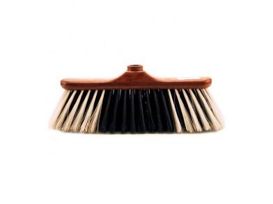 Escova para Vassoura Castanho