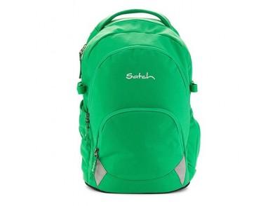 Mochila Escolar Eco Ergobag SAT-BAS-001-216 Verde