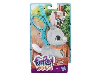 Animal de Estimação Walkalots Conejito Paseos Furreal Friends Hasbro